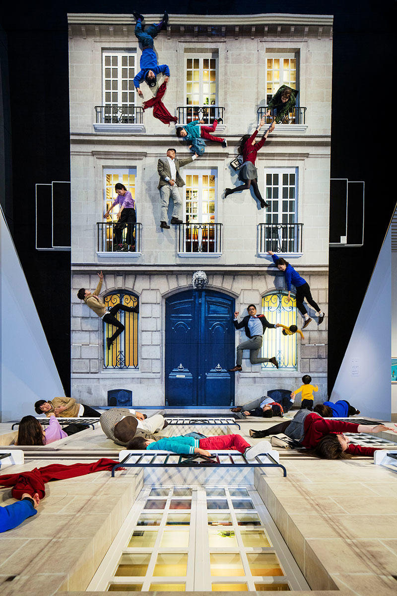 With 610,000 visitors & counting (!!), Leandro Erlich exhibition finally closes