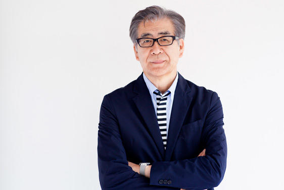 Nanjo Fumio Director of the Mori Art Museum