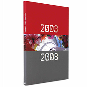 Mori Art Museum Report 2003-2008 (English version)