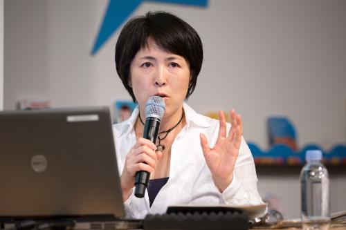 後藤絵里氏 『はちみつ色のユン』は、国際養子縁組によって韓国からベルギ... 「養子」について考