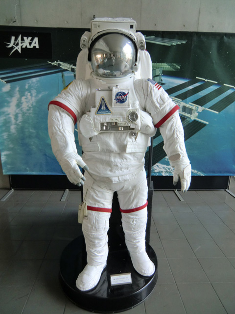 JAXA spacesuit